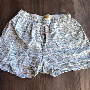 Sleep shorts boxers
